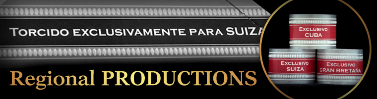 Regional Productions Cigars