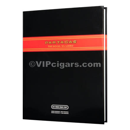 Habanos Partagas The Book