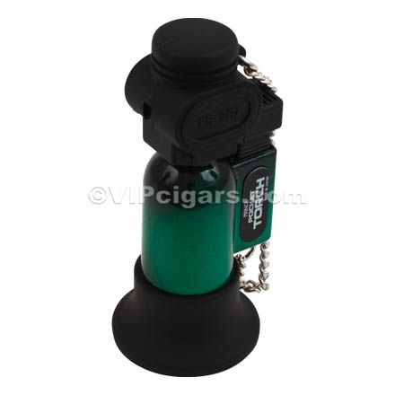 Prince Pocket Torch Metallic Green