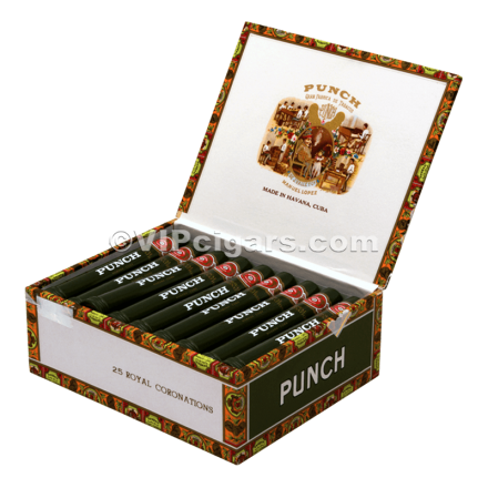 Punch Royal Coronation Tubos