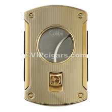 Colibri Slice Gold Finish Pinstripe