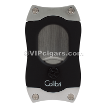 Colibri S-Cut - Black & Brushed Metal
