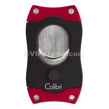Colibri S-Cut - Black & Red
