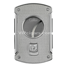 Colibri Slice Double Bladed Cutter Silver Carbon