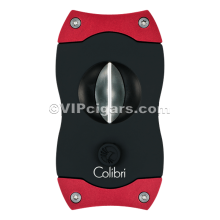 Colibri V-Cut - Black & Red