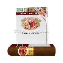 Romeo y Julieta Petit Churchills Tubos