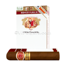 Romeo y Julieta Wide Churchills Tubos