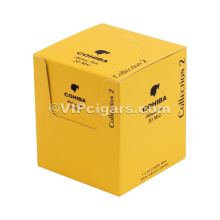 Cohiba Mini Collection 2 - Yellow (tin 20)